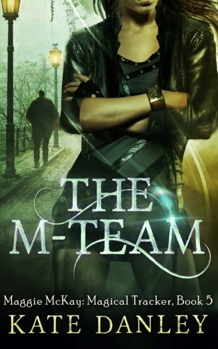 book cover of The M-Team