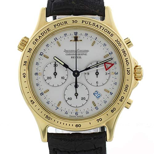 (Jaeger LeCoultre Heraion Quartz Male Watch 116.1.33 (Certified Pre-Owned))