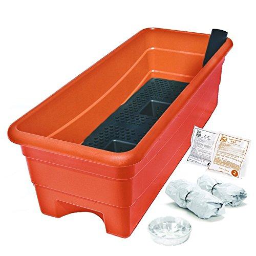 EarthBox Junior Terracotta Organic Garden Kit