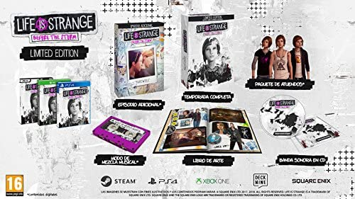 Life is Strange 2 | Xbox One - Código de descarga: Amazon.es: Videojuegos