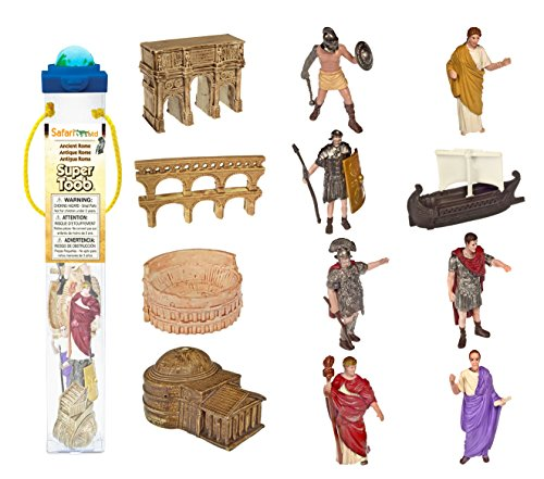 [Safari Ltd. Supertoob - Ancient Rome] (Emperor Constantine Costume)