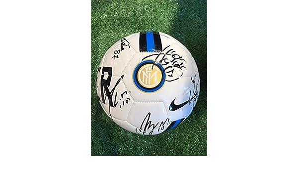 Maestri del Fútbol Balón Europa Champions League Autógrafo F.C. ...
