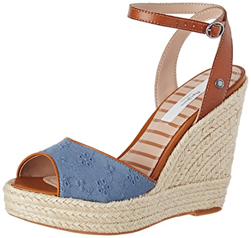 Anglaise Jeans Walker ocean Para Mujer Pepe Azul 17 Sandalias BvTwwEq
