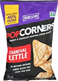 Popcorners Corn Chips Crnvl Kettle