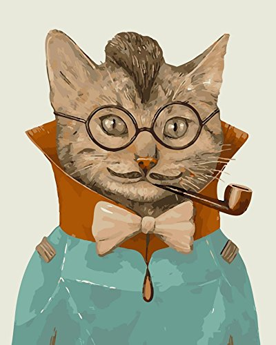 De Cat Pipe (Arts Language Frameless 16