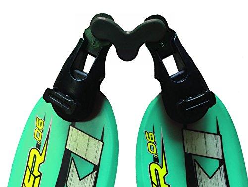 Super Ski Wedgie - Ski Tip Clip for Kids ()
