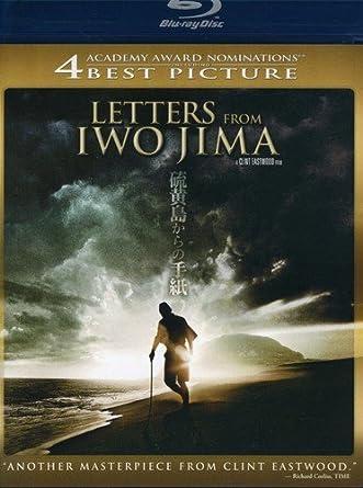 Letters From Iwo Jima Blu Ray