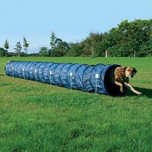 Trixie Tunnel für Hunde, für Beweglichkeitstraining