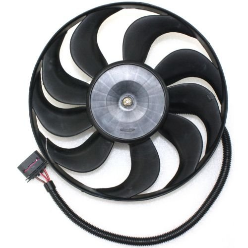 Perfect Fit Group REPV160501 - Beetle Auxiliary Fan And Motor Assembly, 220/ 60W - 290Mm Diameter