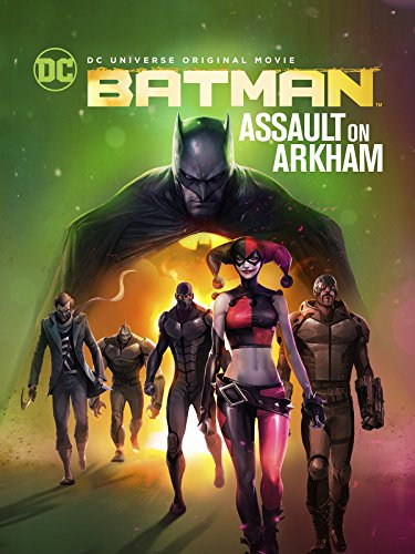 Dcu  Batman  Assault On Arkham