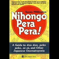 Nihongo Pera Pera: A User's Guide to Japanese Onomatopoeia (Tuttle Language Library)