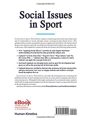 Social Issues in Sport 3rd Edition