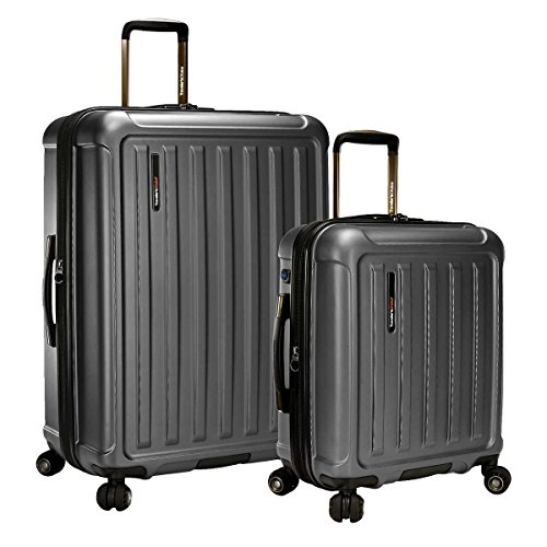 Travelers Choice 21 Inch - Traveler's Choice The Art of Travel 2-piece Hardside Spinner Set, 29