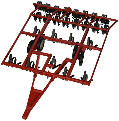 Ertl Collectibles 1:16 Red Chisel Plow