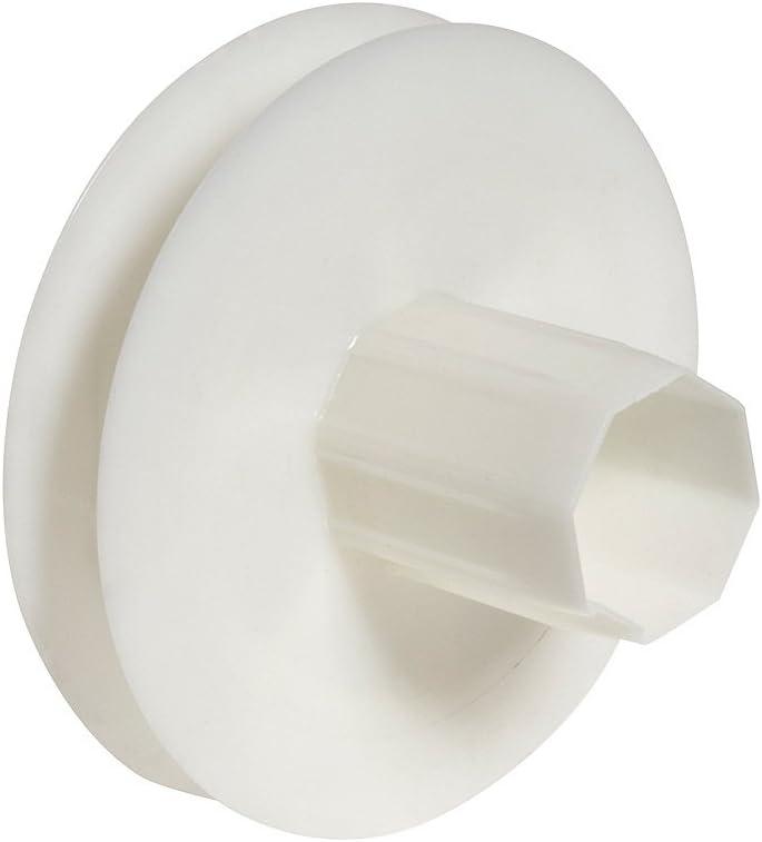 WOLFPACK LINEA PROFESIONAL 5250145 Disco Persiana Plastico Compacto para Rodamieto. 120x40 mm. Cinta 18 mm