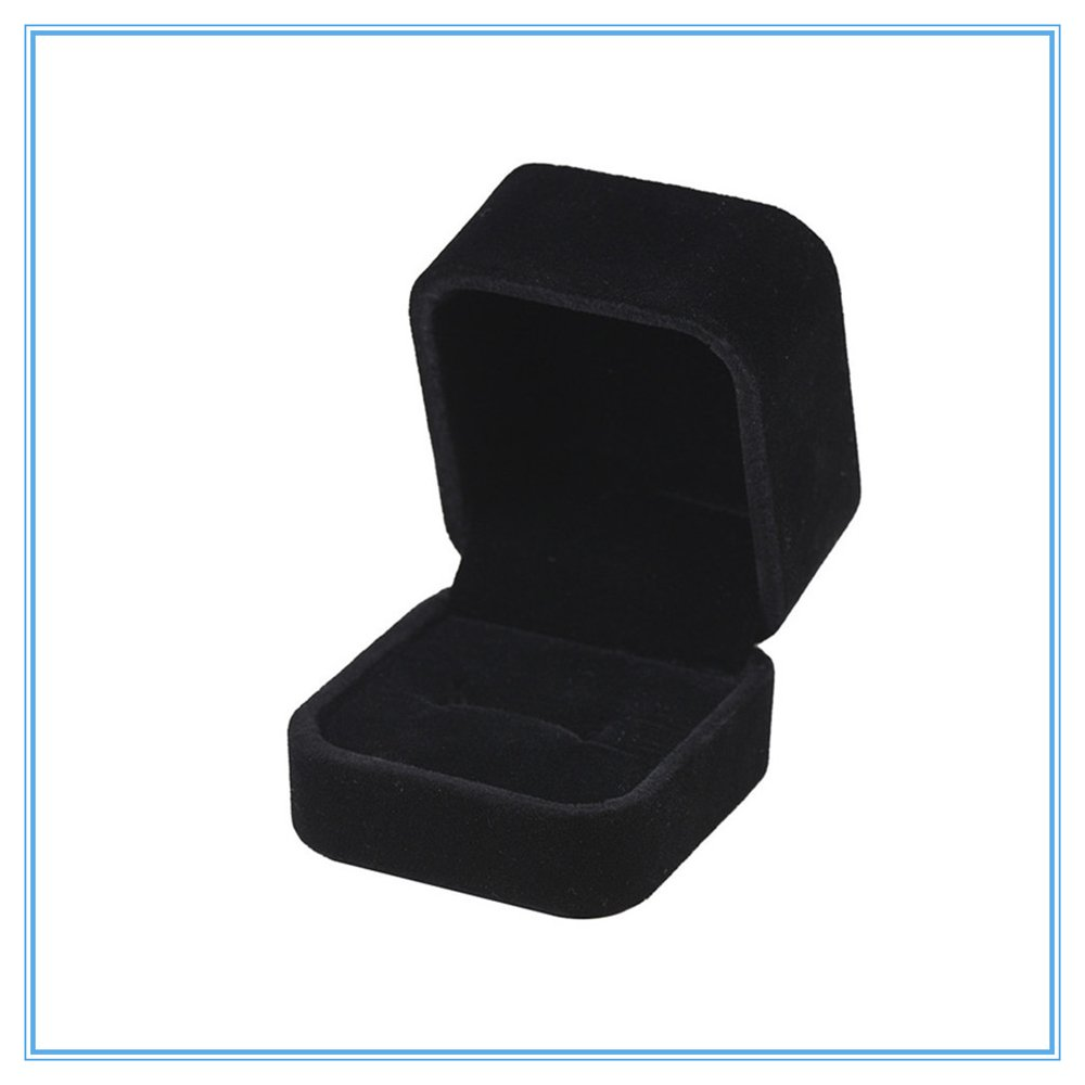 MYVIYSENY Tungsten Steel Personalized Customize Black Laser Pattern Couple Lover Custom Ring