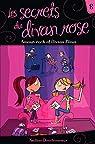 Les secrets du divan rose, tome 8 : Amour, rock et divans bleus par Descheneaux