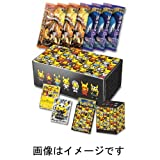 Limited Pokemon card game Sun & Moon Special BOX members R gang Pikachu