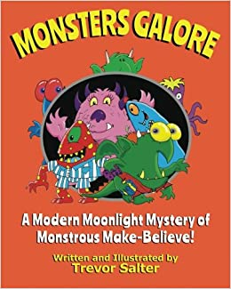 Monsters Galore (Book 1)