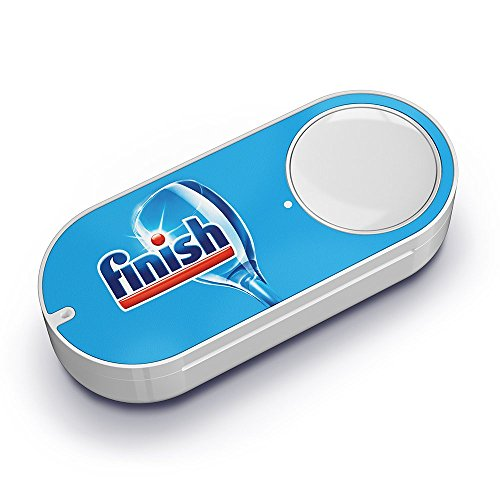 Price comparison product image Finish Dishwasher Detergent Dash Button