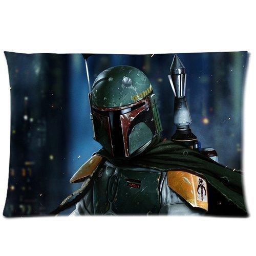 Unique Unique-Home Star Wars Boba Fett Rectangle Pillowcase 20 by 30 CQ-68