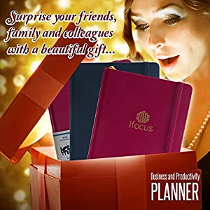 Productivity Planner for Entrepreneurs! Best Daily Planner 2018 - Weekly Agenda / Daily Calendar. Full Focus at a Glance! Beat Procrastination! Jumpstart Your Business! A5 Undated Hardcover Journal