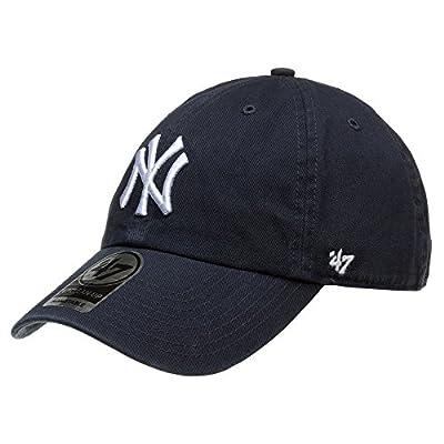 47 Brand New York Yankees Mens Cap Blue