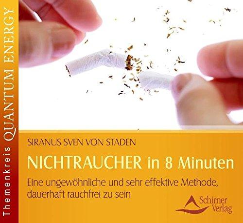 NICHTRAUCHER in 8 Minuten: Eine ungewöhnliche und sehr effektive Methode, dauerhaft rauchfrei zu sein