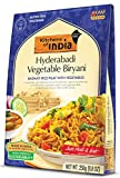 Kitchens Of India Biryanis Hyderabadi Biryani, Basmati Rice Pilaf with Vegetables, 8.8-Ounce Boxes (Pack of 6 )