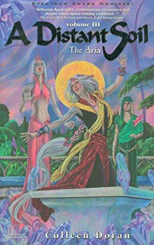 The Aria (Distant Soil, Book 3)