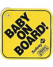 Safety 1st Baby on Board-skylt för bilen