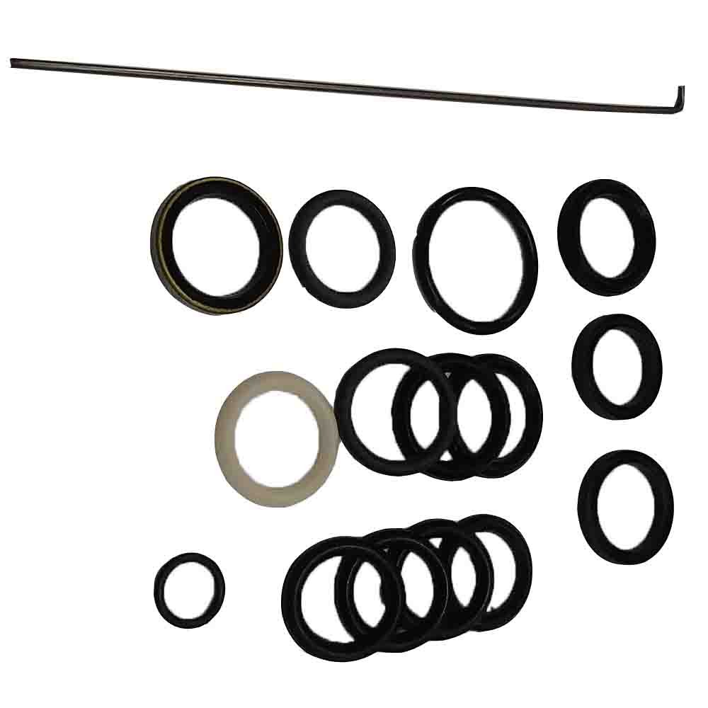 SML22859 Fits Ford Loader Lift Hydraulic Cylinder Seal Kit 770 770A 770B Rod /&.