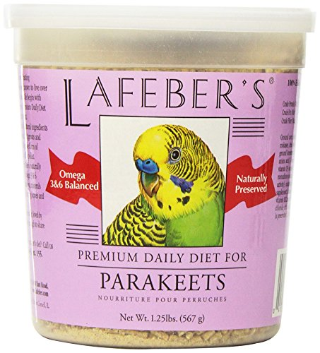 (Lafeber Company Parakeet Pellets Premium Daily Diet Pet Food,)