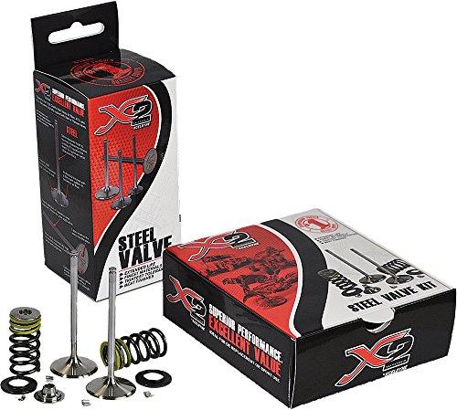 Xceldyne Valvetrain Steel Valve Exhaust Kit X2VEK32002 by Xceldyne Valvetrain