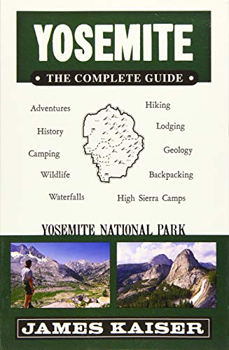 Yosemite National Park is the crown jewel of California's Sierra Nevada Mountains. This gorgeous, full-color travel guidebook reveals the highlights and hidden gems of Yosemite ― detailing everything you need to make the most of your time in the park...