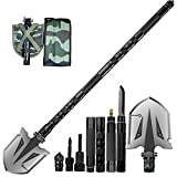 Best Camping Shovels - ANTARCTICA Military Folding Shovel Multitool Compact Backpacking Tactical Review