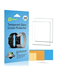 Apple Watch Screen Protector, JETech 2-Pack 38mm Premium Tempered Glass Screen Protector for Apple Watch - 0875