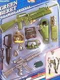 ": 1993 Hasbro GI Joe Hall of Fame "" Green Beret "" Weapons Arsenal"