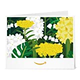 Lush Foliage - Printable Amazon.co.uk Gift Vouch