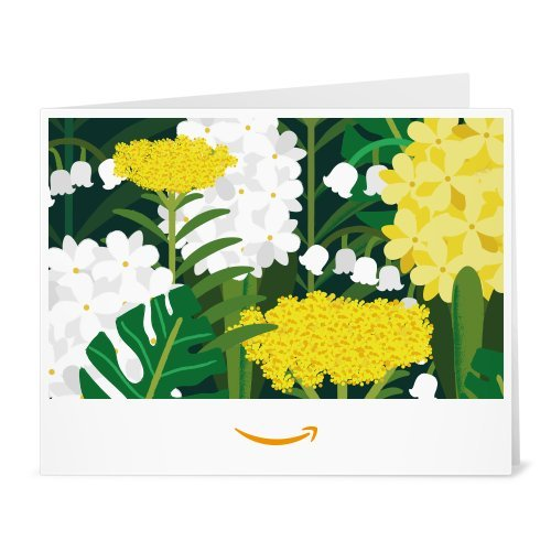 Amazon Gift Card - Print - Lush Foliage