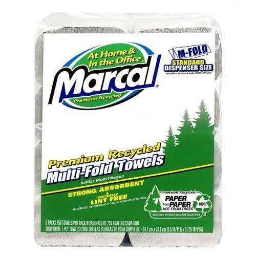 Amazon.com: MRC6729 - Marcal Embossed Paper Towels: Computers & Accessories