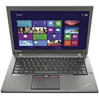 Lenovo ThinkPad 20BV0061US T450 Ultrabook PC - Intel Core i5-5300U 2.3 GHz Dual-Core Processor - 4 GB DDR3L SDRAM - 500 GB Hard Drive - 16 GB Solid State Drive - 14-inch (Certified Refurbished)