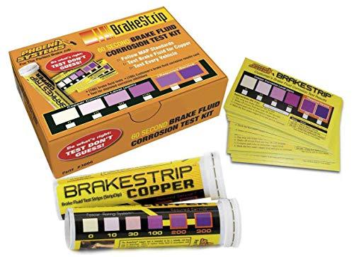 Phoenix Systems (3006-B) Brake Fluid Test Strip