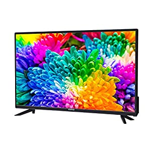 eAirtec 102 cm (40 inches) HD Ready LED TV 40DJ (Black) (2020 Model)