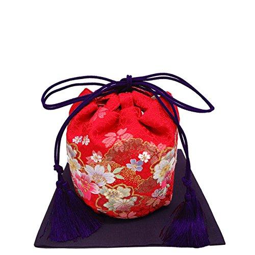 開発移住する伝える言寿(ことほぎ)袋 (言寿(ことほぎ)袋 桜)