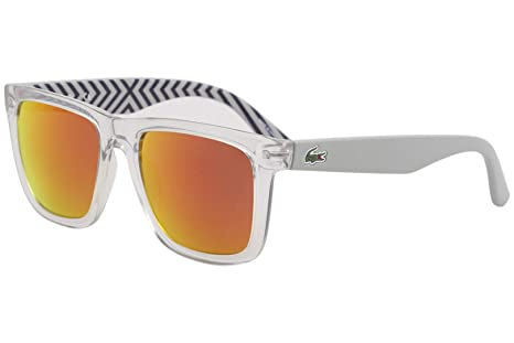 7f1993d1e26b Sunglasses LACOSTE L750S 971 CRYSTAL  Amazon.in  Clothing   Accessories