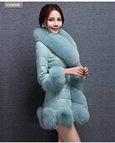 Outwear Art Qualité Fashion Veste Warm Manches Épaissir Elégante YBRUxw