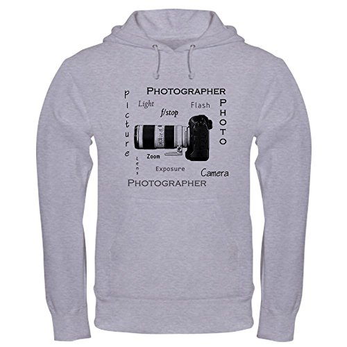 CafePress - Photographer-Definitions-DSLR.png Hooded Sweatshir - Pullover Hoodie, Classic & Comfortable Hooded Sweatshirt (Thermal Pentax)