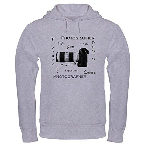 CafePress - Photographer-Definitions-DSLR.png Hooded Sweatshir - Pullover Hoodie, Classic & Comfortable Hooded Sweatshirt (Pentax Thermal)