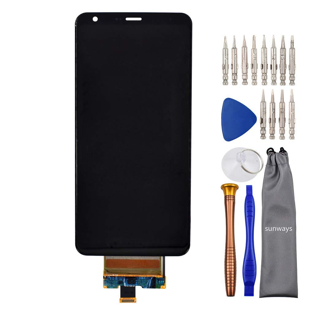 Modulo LCD Negro para LG Stylo 5 LM-Q720 No Frame